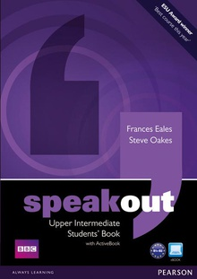 Speakout Upper Intermediate Students Book and DVD/Active Book Multi-ROM