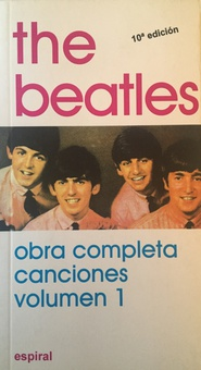 Canciones I de The Beatles
