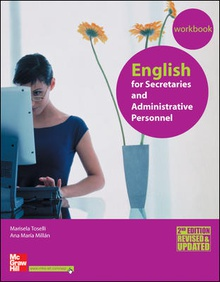 English for Secretaries and Administrative Personnel. Work Book