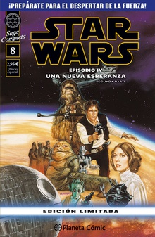 Star Wars Episodio IV nº 02/02