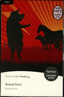 Level 6: Animal Farm Book & MP3 Pack