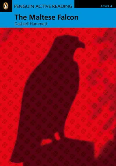 Penguin Active Reading 4: Maltese Falcon Book and MP3 Pack