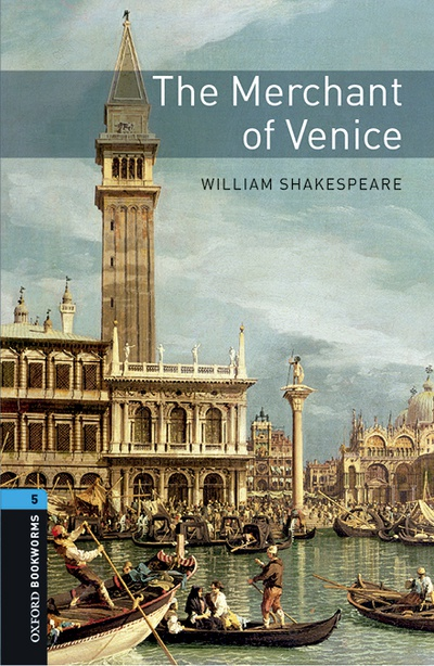 Oxford Bookworms 5. The Merchant of Venice MP3 Pack