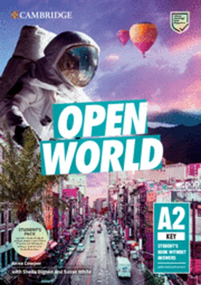 Open world Key Student's Book Pack (SB without Answers with Online Practice and with Audio Download)