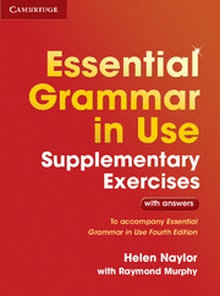 Essential Grammar in Use Supplementary Exercises 3rd Edition