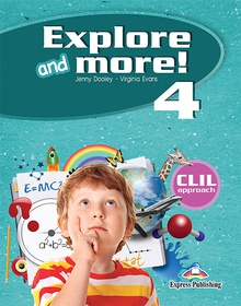 EXPLORE AND MORE! 4 PUPIL'S PACK