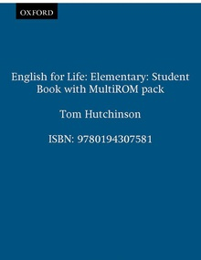 English for Life Elementary. Student's Book + multi-ROM