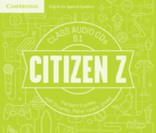 Citizen Z B1 Class Audio CDs (4)