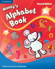 Kid's Box Levels 1-2 Monty's Alphabet Book 2nd Edition