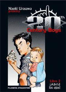 20th Century Boys Tankobon nº 02/22 PDA