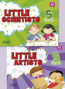 Pack Little Artists & Little Scientists Starter
