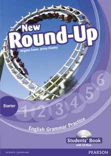 Round Up NE Starter Level Students' Book/CD-Rom Pack