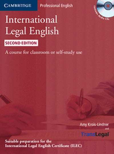 International Legal English Student's Book with Audio CDs (3) 2nd Edition