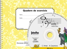 Pentagrama Escolar 5 - CD + Quadern d'exercicis