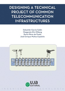 Designing a technical project of common telecommunications infrastructure
