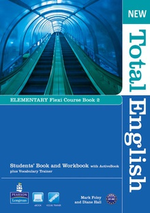 New Total English Elementary Flexi Coursebook 2 Pack