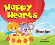 HAPPY HEARTS STARTER PUPIL'S PACK 2