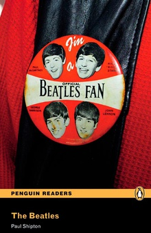 Penguin Readers 3: The Beatles Book & MP3 Pack