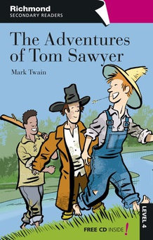 RSR LEVEL 4 THE ADVENTURES OF TOM SAWYER + CD
