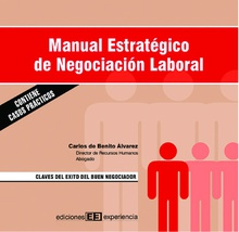 Manual estratégico de negociación laboral