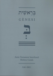 Antic Testament Interlineal Hebreu-Català