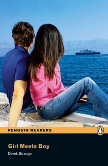 Penguin Readers 1: Girl Meets Boy Book & CD Pack