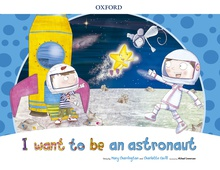 I Want to Be an Astronaut Storybook Pack