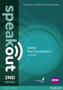 Speakout Starter 2nd Edition Flexi Coursebook 1 Pack
