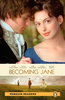 Penguin Readers 3: Becoming Jane Book & MP3 Pack