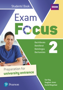EXAM FOCUS 2 STUDENT'S BOOK WITH LEARNING AREA