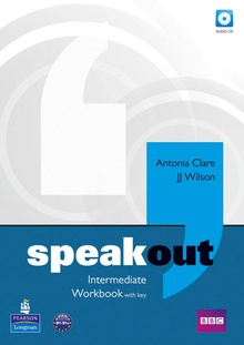 Speakout Intermediate Workbook with Key and Audio CD Pack