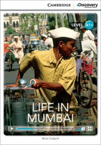 Life in Mumbai High Beginning Book with Online Access