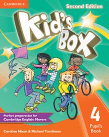 Kid's Box Level 4 Pupil's Book 2nd Edition