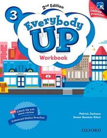 Everybody Up! 2nd Edition 3. Workbook with Online Practice