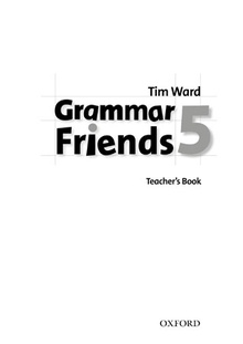 Grammar Friends 5. Teacher's Book