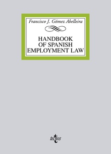 Handbook on spanish employment law