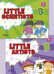 Pack Little Artists & Little Scientists B