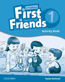 First Friends 1. Activity Book 2nd Edition