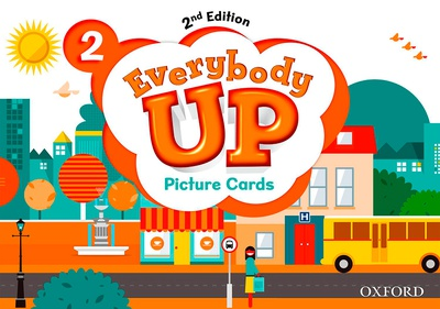 Everybody Up! 2. Picture Cards 2nd Edition