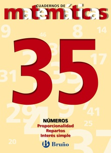 35 Proporcionalidad. Repartos. Interés simple