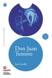 LEER EN ESPAÑOL NIVEL 3 DON JUAN TENORIO + CD