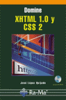 Domine XHTML 1.0 y CSS 2