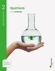 QUIMICA SERIE OBSERVA 2 BTO SABER HACER CAST/ZUBIA