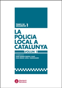 La policia local a Catalunya
