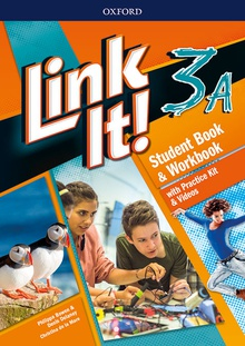 Link It! 3. Student's Book Split Edition A