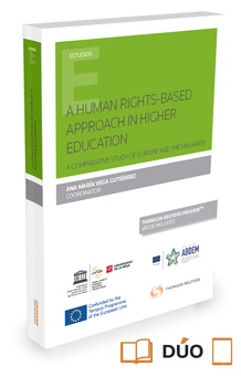 A human rights-based approach in higher education (Papel + e-book)