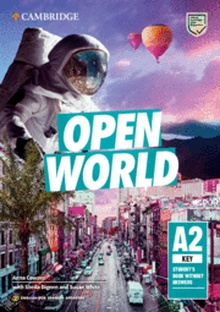 Open World Key English for Spanish Speakers. Student's Book without answers.