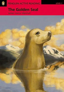 Penguin Active Reading 1: The Golden Seal Book and CD-ROM Pack