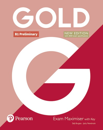 Gold Experience 2nd Edition B1 Student's Book