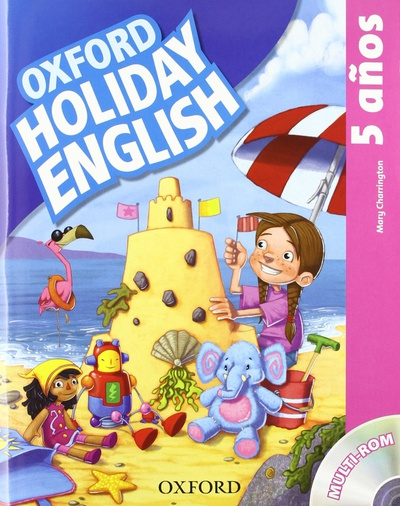 Holiday English Pre-Primary. Student's Pack